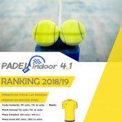Abierto plazo inscripción Ranking 2018/2019